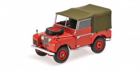 LAND ROVER - 1948 - ROOD