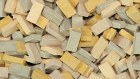 Tegel NF mixed beige 200 stuks