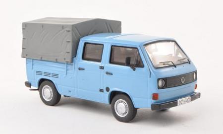 Volkswagen T3a met Dubbele cabine
