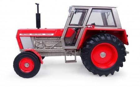 Zetor Crystal 12011 2WD - Red / Gold (UH4984)