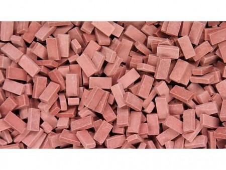 Bakstenen Donker Rood 500 stuks