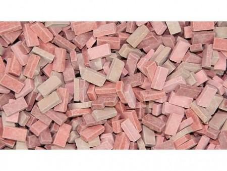 Bakstenen Mix Rood 500 stuks