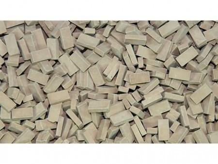 Bakstenen Donker Terracotta 500 stuks