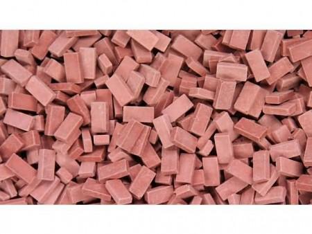 Bakstenen Donker Rood 3000 stuks