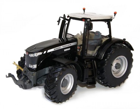 Massey Ferguson 8650 black Edition