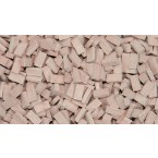 Bakstenen Middel Terracotta 1000 stuks