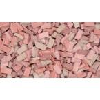 Bakstenen Mix Rood 3000 stuks