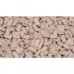 Bakstenen Middel Terracotta 6000 stuks