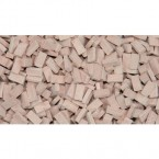 Bakstenen Middel Terracotta 3000 stuks