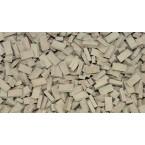 Bakstenen Donker Terracotta 3000 stuks