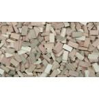 Bakstenen Mix Terracotta 6000 stuks