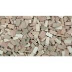 Bakstenen Mix Terracotta 1000 stuks