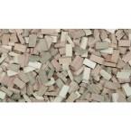Bakstenen Mix Terracotta 3000 stuks