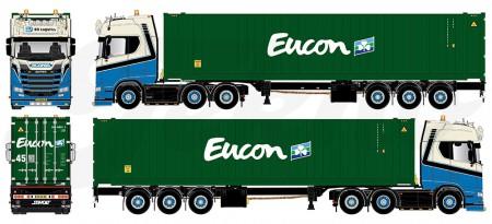 Tekno Dijkstra, Bas Logistics