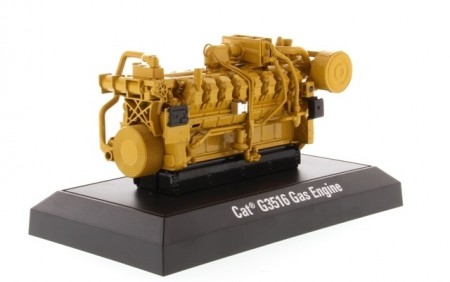 IMC Models CAT Gas Engine G3516 (85238)