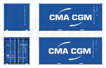 Tekno CMA CGM