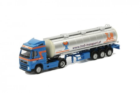 Tema Toys Wemmers / Troll ;Volvo FH - Tankoplegger