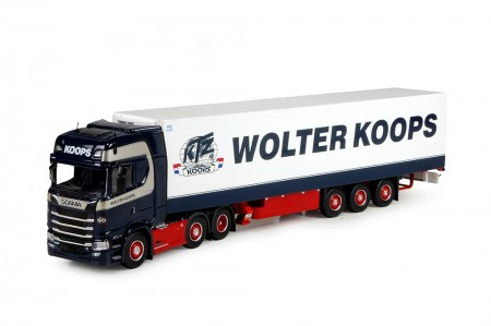 Tekno Koops, Wolter