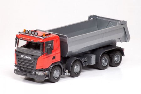 Scania R Highline 4-as Kieper Rood