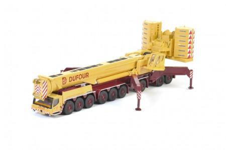 WSI Dufour Group; LIEBHERR LTM 1750