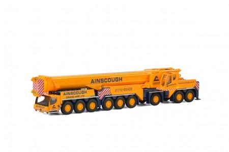 WSI Ainscough Crane Hire; LIEBHERR LTM 1750