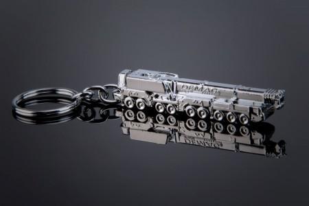 IMC Models Demag AC700 Keychain