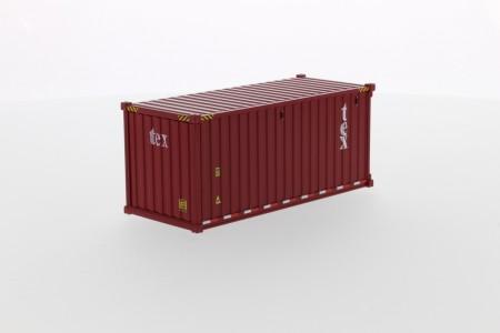 IMC Models 20' Dry goods sea container TEX colour