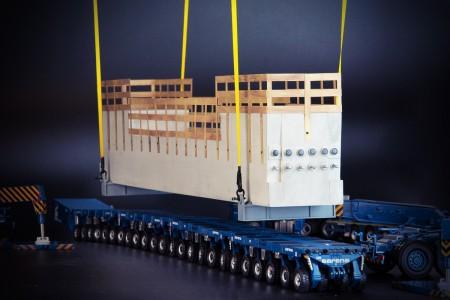 IMC Models Bridge Section Load
