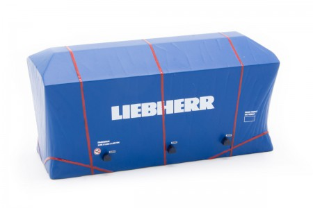 IMC Models Liebherr Covered Engine