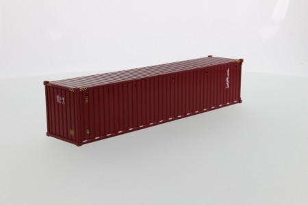 IMC Models 40' Dry Goods Container TEX Red