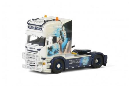WSI Kenny Coin Transports; SCANIA R STREAMLINE TOPLINE 4X2