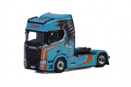 WSI Cirioni; SCANIA R HIGHLINE | CR20H 4x2