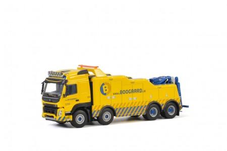 WSI Van den Boogaard; VOLVO FMX GLOBETROTTER 8X4 WRECKER