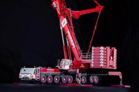 IMC Models Wagenborg Demag AC 700-9 Mobile Crane (33-0171)