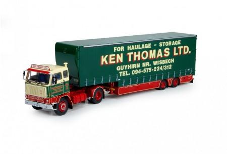 Tekno Thomas, Ken