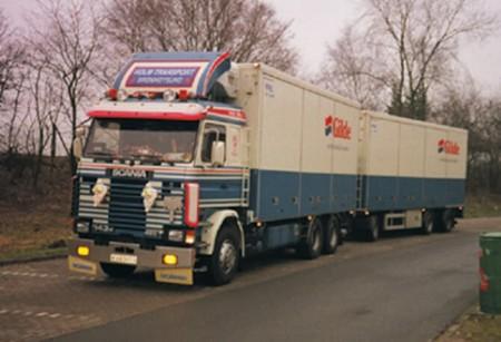Tekno Holm transport