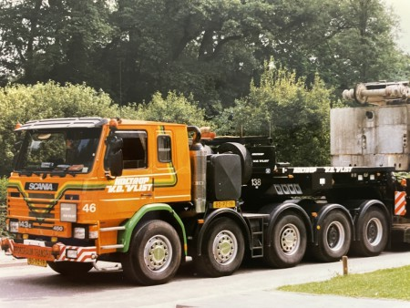 IMC Models Holtrop Van der Vlist Scania P143E 10x4/450
