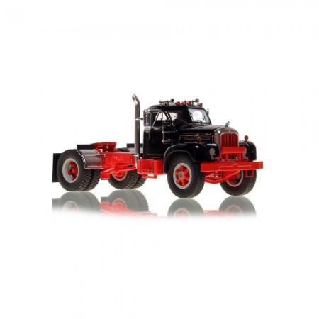 Fire Replicas Mack® B-61 Single Axle Tractor - schwarz über rot (FR101-3)