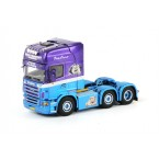 WSI Heros; Scania R(5) Topline 6x2 Voorloop as