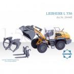 LIEBHERR L 556 SHOVEL