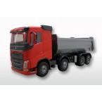 Volvo FH (New) 4-As Kieper Rood/Zilver