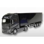Volvo FH GL XL met Oplegger Zwart - Limited Edition