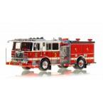 Fire Replicas D.C. FIRE & EMS SEAGRAVE CAPITOL ENGINE 3 - COLUMBIA (FR061-3)