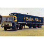 WSI FRANS MAAS; DAF 2600 4X2 CURTAINSIDE TRAILER | CLASSIC - 2 AXLE