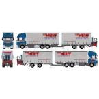 Tekno Werff Logistics, Van der