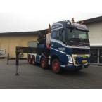 WSI Vindelsbæk Transport A/S; VOLVO FH4 GLOBETROTTER 8x4 PALFINGER 15000.2