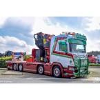 WSI Transport Van Caudenberg; SCANIA R NORMAL | CR20N 8X2 PALFINGER PK 92002 SH | JIB
