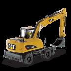 IMC Models Cat M316D Wheeled Excavator