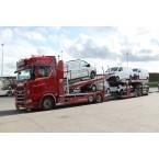 WSI Per Hendriksen; SCANIA S HIGHLINE | CS20 6X2 CAR TRANSPORTER - 3 AXLE