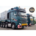IMC Models STL Mercedes Benz Actros Gigaspace 8x4 with Nooteboom MCO121-07V